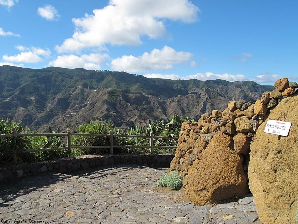 Sendero a Punta del Hidalgo - Chinamada - Tenerife