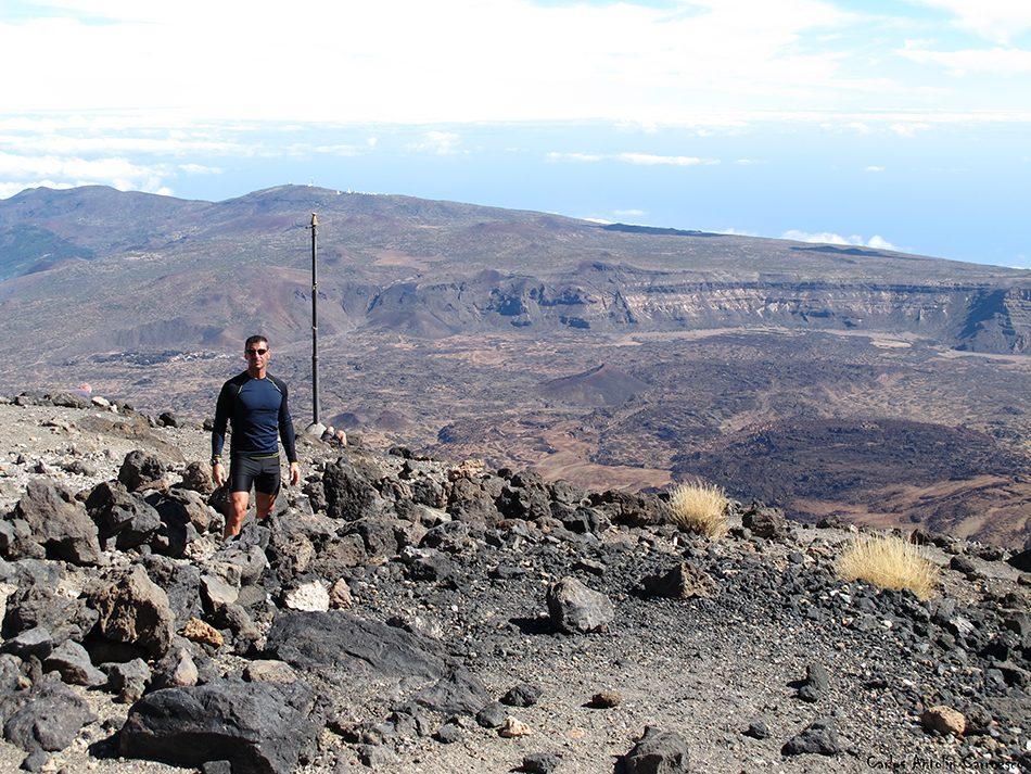 sendero Nº7 - P.N. del Teide - Tenerife - Refugio de Altavista