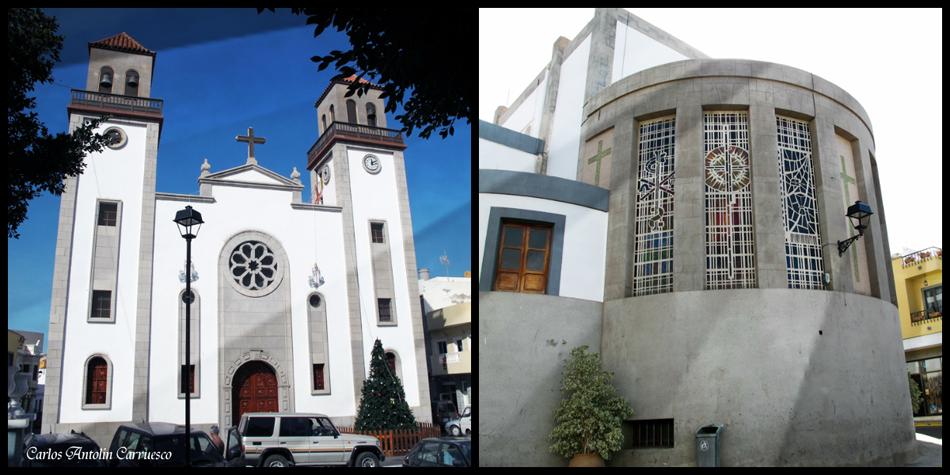 San Nicolás de Tolentino - La Aldea - Gran Canaria