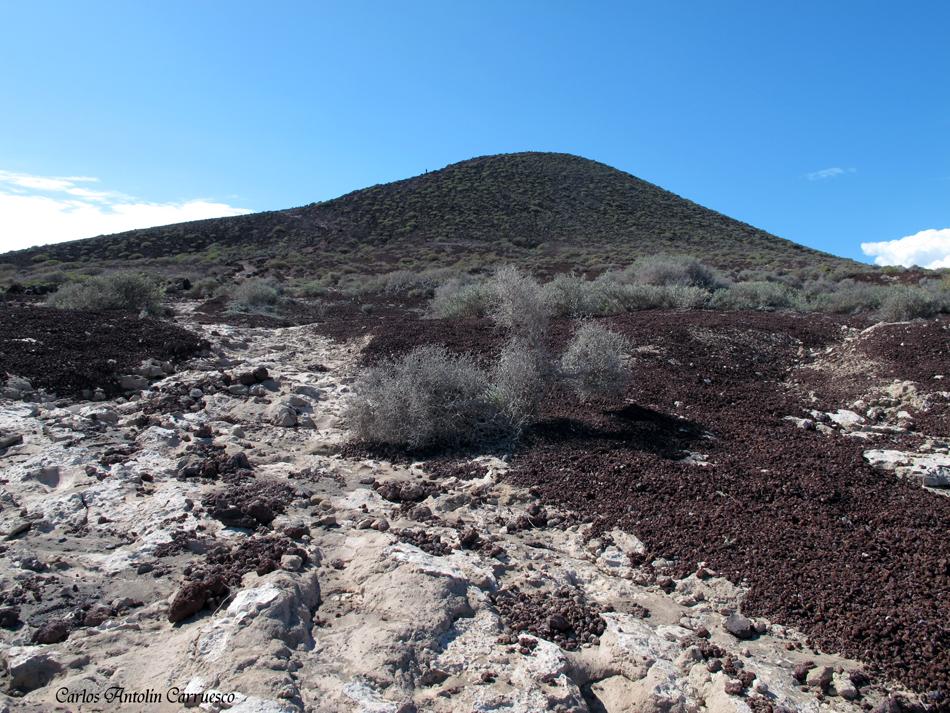 Montaña Roja - Tenerife