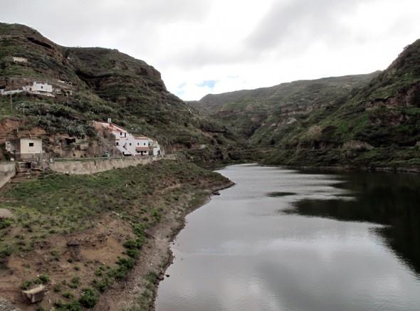 Tamadaba - Presa de los Perez - Gran Canaria