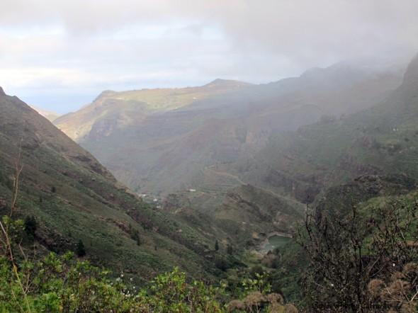 El Hornillo - Barranco de Agaete - Gran Canaria