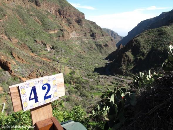 Agüimes - Barranco de Guayadeque - Gran Canaria