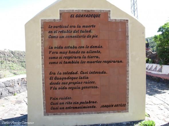 Agüimes - El Guayadeque - Gran Canaria