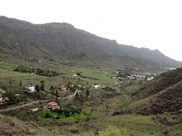 Valle de Mogan - Gran Canaria