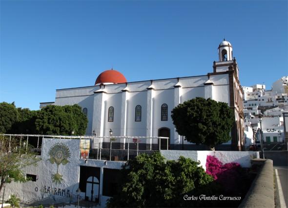 Agaete - Iglesia de La Concepción - La Rama - Gran Canaria