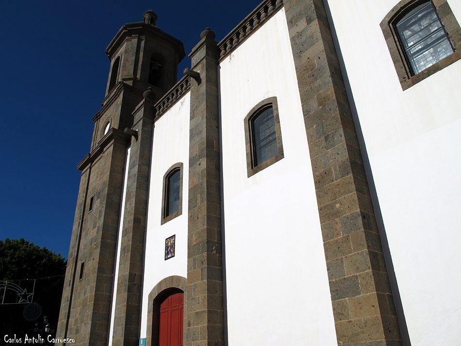 Iglesia de San Sebastian - Agüimes - Gran Canaria