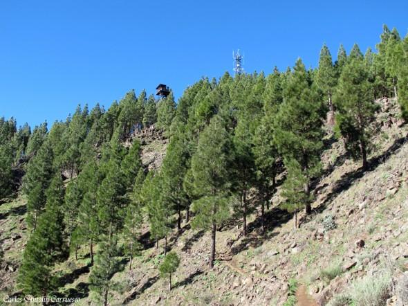 Artenara - Montaña de los Moriscos - Gran Canaria
