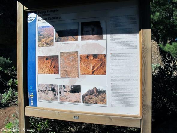 Artenara - Cuevas Caballero - Gran Canaria<br/>Cumbre central de la isla de Gran Canaria