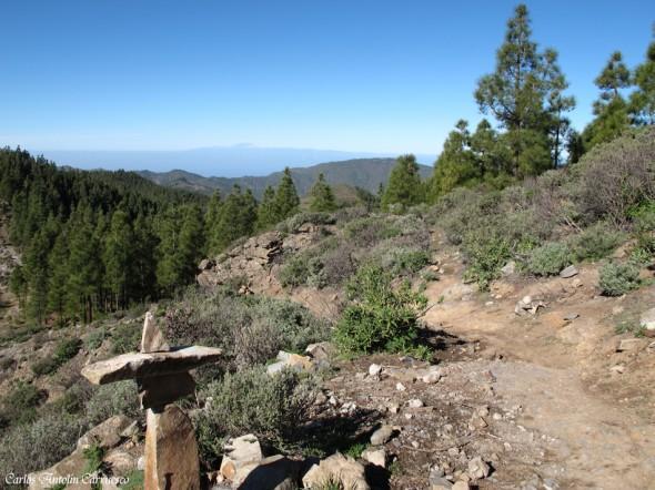 Artenara - Cumbre central de la isla de Gran Canaria