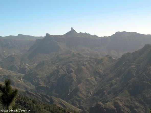 Artenara - Roque Nublo - Gran Canaria