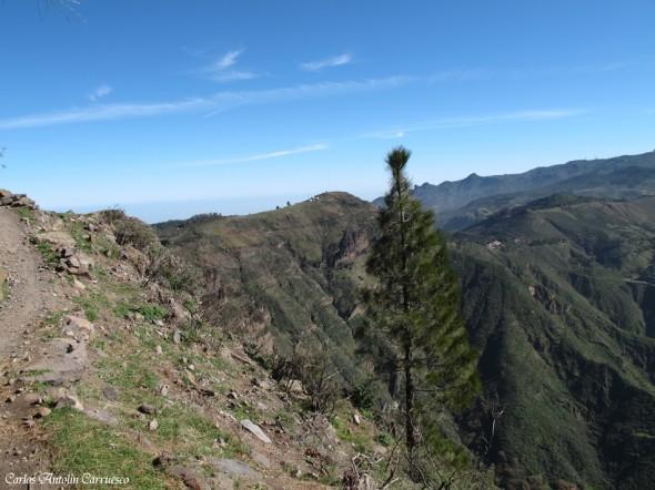 Artenara - La Cruz de Tejeda - Gran Canaria