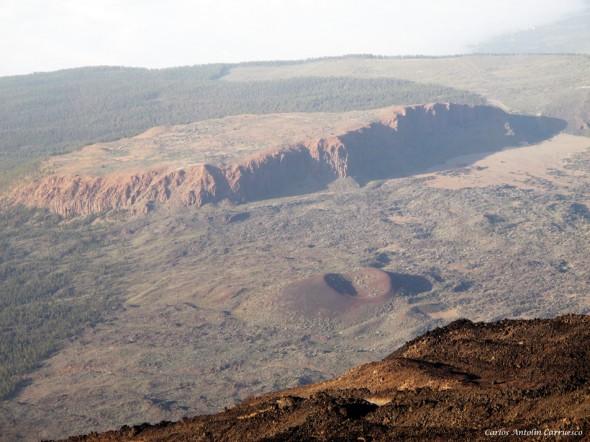Pico y cima del Teide - 3.718 metros- La Fortaleza - Tenerife