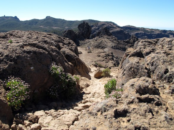 Roque Nublo - La Goleta - Gran Canaria