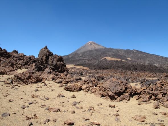 sendero Nº9 - Teide - Tenerife