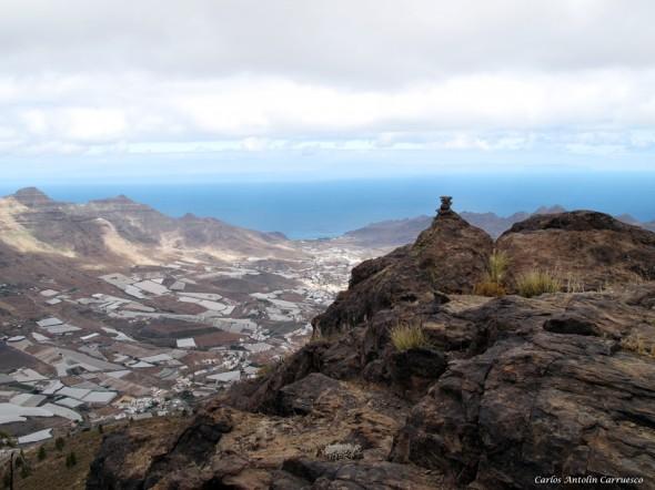 El Laurelillo - El Viso - Gran Canaria<br/>La Aldea en el valle