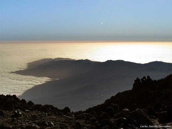 Ruta Nº7 - Teide - Tenerife - la orotava - mar de nubes