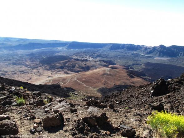 Ruta Nº7 - Teide - Tenerife - montaña blanca