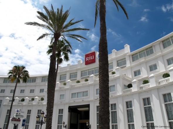 Hotel Riu - Maspalomas - Gran Canaria