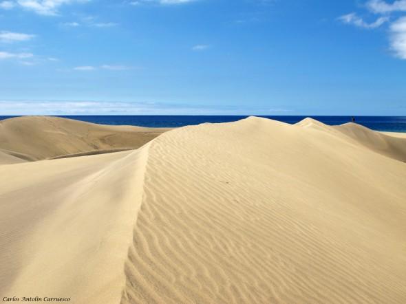 Dunas de Maspalomas - Gran Canaria