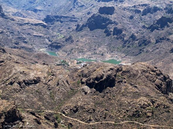Montaña de Tauro - Gran Canaria - Altiplano de la Montaña de Tauro
