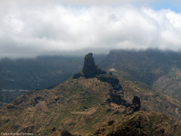 Roque Bentayga - Gran Canaria