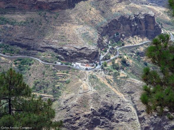 Altavista - Roque Bentayga - Gran Canaria
