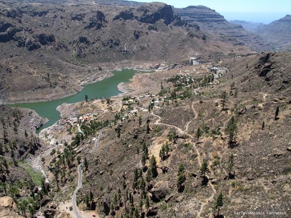 Soria desde Cueva de Las Niñas - Gran Canaria
