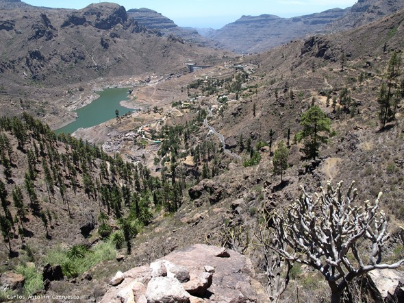 Cueva de Las Niñas - Soria - Gran Canaria