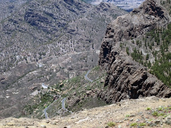 Degollada de Los Hornos - La Goleta - Gran Canaria