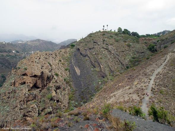 Caldera de Bandama - Gran Canaria - Camino Borde de Caldera