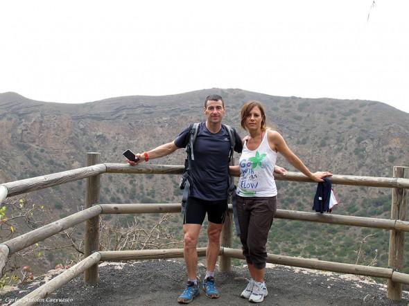 Camino Fondo de Caldera - Bandama - Gran Canaria