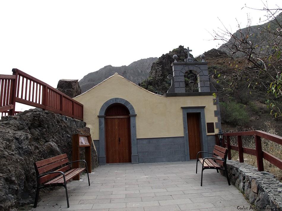 Ermita de San Juan - Montaña de Las Tierras - Guayadeque