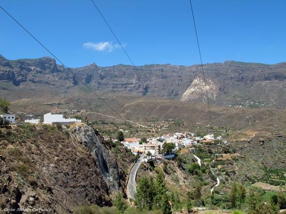 Mirador de Tunte (San Bartolomé de Tirajana) - Gran Canaria