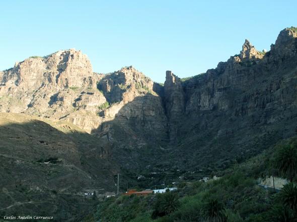 Riscos de Tirajana - Gran Canaria