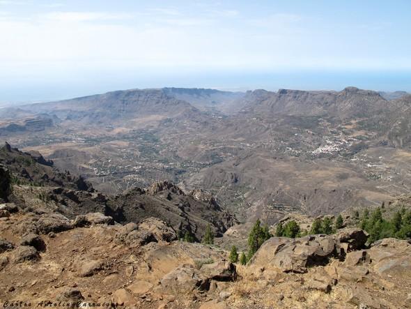 Riscos de Tirajana - Torre forestal - Gran Canaria