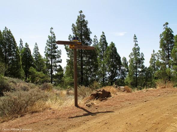 Cruz del Socorro - Gran Canaria
