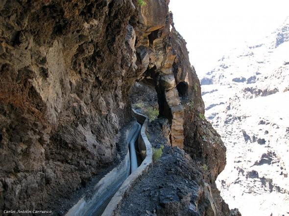 canal del Natero - Teno - Tenerife