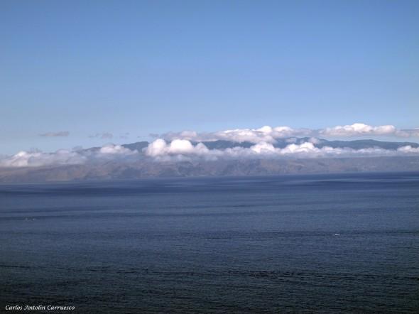 canal del Natero - Teno - Tenerife - Los Gigantes - La Gomera