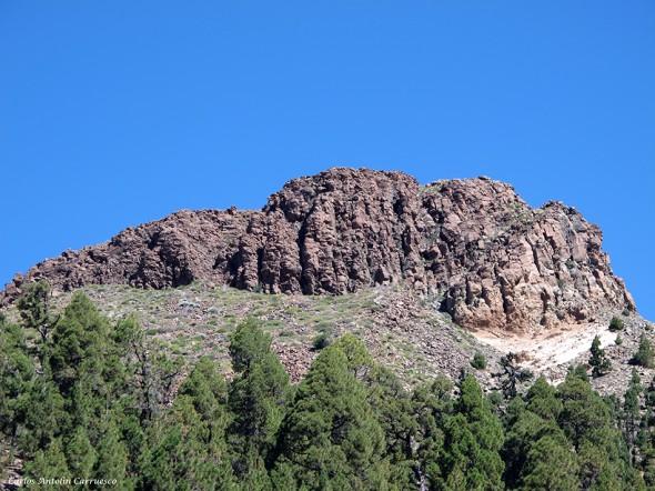 Roque de Los Almendros (2.526 metros) - Cumbres de Ucanca - Tenerife