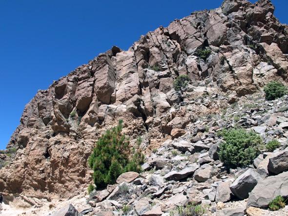 Roque Los Almendros - Tenerife