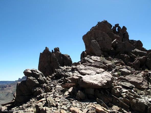 Cumbres de Ucanca - Tenerife