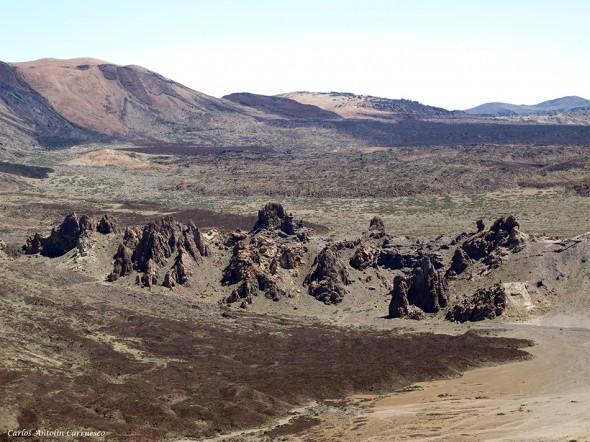 Los Roques García - Teide - Tenerife