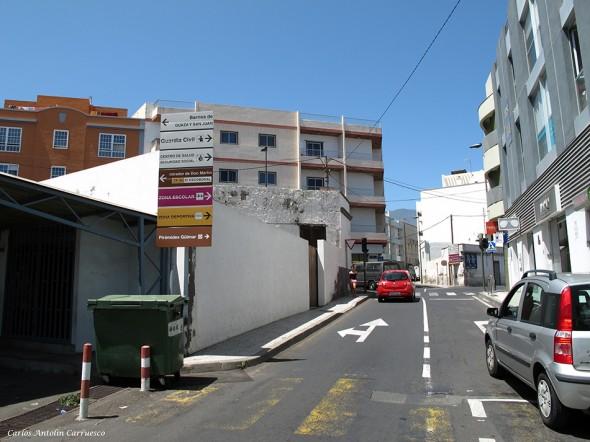 localidad de Güimar - Tenerife