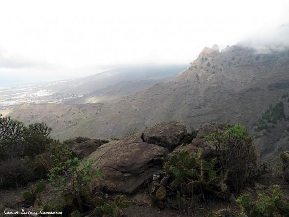 Degollada de los Frailitos - Adeje - Tenerife - Camino de Suarez