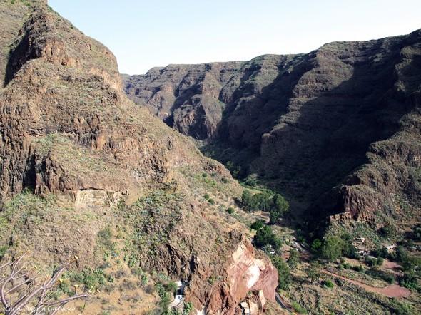 Barranco de Guayadeque - Gran Canaria - Cueva Bermeja