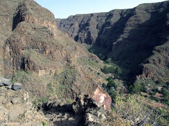 Barranco de Guayadeque - Gran Canaria