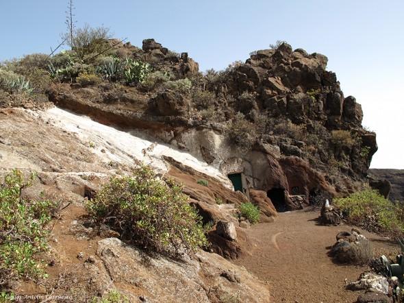 Barranco de Guayadeque - Casas Cueva - Gran Canaria