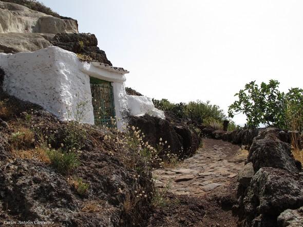 Cuevas del Molino - Guayadeque - Gran Canaria