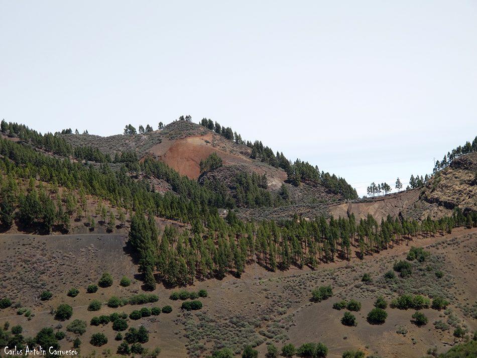 Los Marteles - Guayadeque - Gran Canaria - Los Bucios
